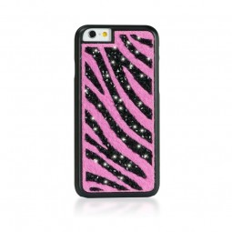 Coque Ayano Glam Zebra Pink pour iPhone 6 / 6s