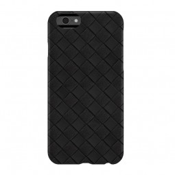 Coque Agent 18 Slimshield Black Weave pour iPhone 6