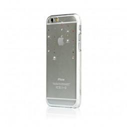 Coque Wish Cotton Candy Swarovski pour iPhone 6 / 6s