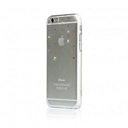 Coque Wish Pink Mix Swarovski pour iPhone 6 / 6s