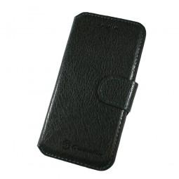 Etui Book type noir pour iPhone 6 Plus - CaseMe