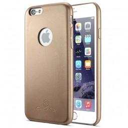 CaseMe Coque iPhone 6 dorée ultraslim