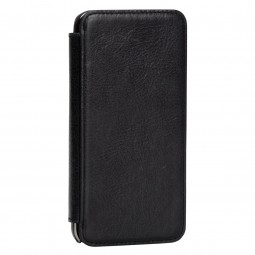 Etui iPhone 6 Plus / 6s Plus en cuir véritable noir - Sena Cases