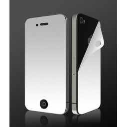 MORE Luster film de protection effet mirroir pour iPhone 4/4S