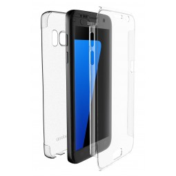 Coque Samsung Galaxy S7 Defense 360° transparente - Xdoria