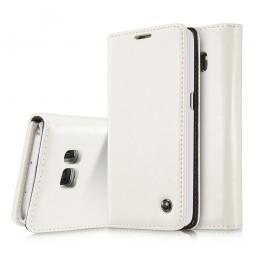 Etui Samsung Galaxy S7 Portefeuille Blanc - CaseMe