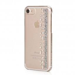 Coque iPhone 8 / iPhone 7 Hermitage Crystal avec Cristaux Swarovski - Bling My Thing