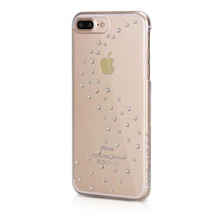 Coque iPhone 8 Plus/7 Plus Milky Way Pure Brillance Cristaux Swarovski Cristal - Bling My Thing