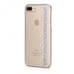 Coque iPhone 8 Plus/7 Plus Hermitage Crystal avec Cristaux Swarovski - Bling My Thing