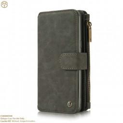 Etui Galaxy S8 Porte-cartes et Porte-monnaie Noir - CaseMe