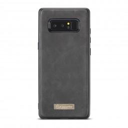 Etui Galaxy Note8 Porte-cartes et Porte-monnaie Noir - CaseMe