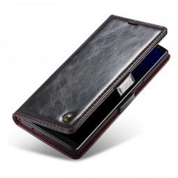 Etui Galaxy Note 8 Portefeuille Noir - CaseMe
