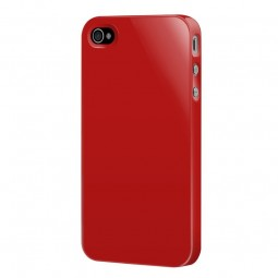 Coque SwitchEasy Nude Red pour iPhone 4/4S